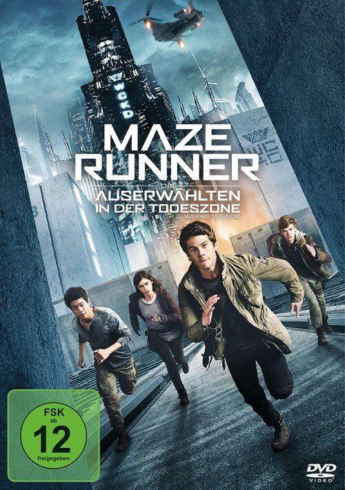 Maze Runner - Die Auserwählten in der Todeszone - DVD