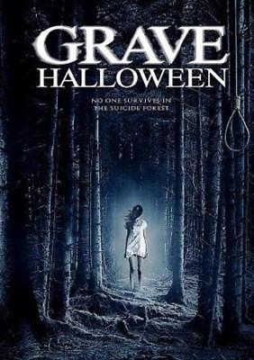 GRAVE HALLOWEEN NEW DVD - Grave Halloween Movie
