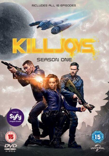 Killjoys: Season 1 [DVD]