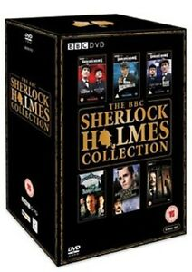 The BBC Sherlock Holmes Collection (Box Set) [DVD]