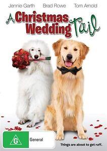 A Christmas Wedding Tail (DVD, 2011), NEW SEALED REGION 4