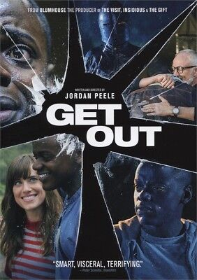 Get Out  Dvd  2017