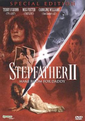 STEPFATHER 2 - MAKE ROOM FOR DADDY NEW DVD