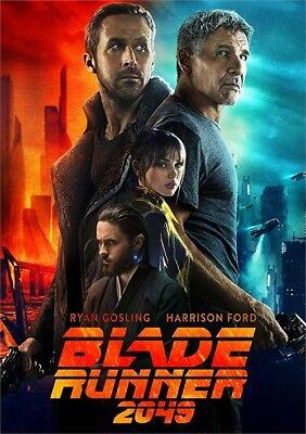 Blade Runner 2049  Dvd  2018