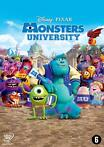 Film Monsters university op DVD