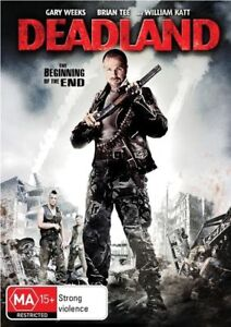 Deadland (DVD, 2011) The Beginning of the End - Region 4