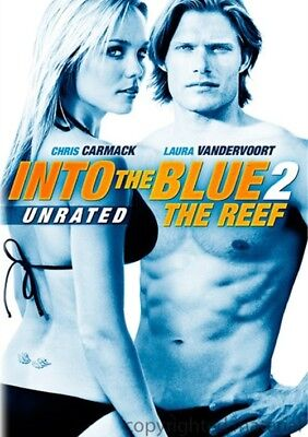 Into the Blue 2: The Reef (DVD, 2009, Unrated) Chris Carmack, Audrina Patridge (Into The Blue 2 The Reef 2009)