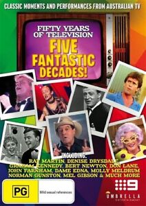 50 Years Of TV - Five Fantastic Decades