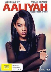 Aaliyah - ThePrincess Of R&B DVD R4