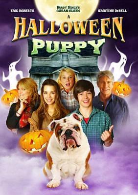 A HALLOWEEN PUPPY NEW DVD