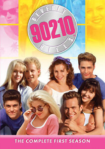 Beverly Hills 90210 Complete season 1 DVD
