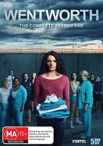 Wentworth-Season-1-DVD-2013-5-Disc-Set-New-Sesled-Region-4