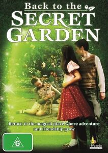 Back To The Secret Garden (DVD) Magical Place [All Regions] NEW/SEALED