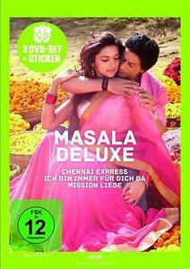 Shah Rukh Khan - Masala Deluxe [3 DVDs] /0