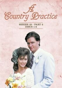 A Country Practice : Series 10 : Part 2 (DVD, 2014, 11-Disc Set) BRAND NEW REG 4