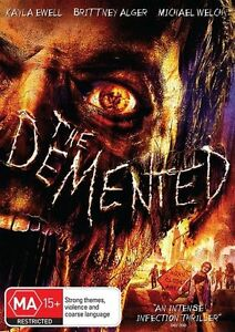 The-Demented-DVD-2013-Brand-New-amp-Sealed-Region-4-DVD-Free-Shipping-Austral