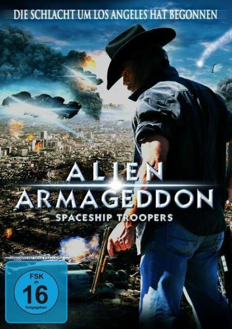 DVD/ Alien Armageddon - Spaceship Troopers !! NEU&OVP !!