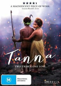 Tanna (DVD, 2016) DRAMA Tribal South Pacific [All Regions] NEW/SEALED