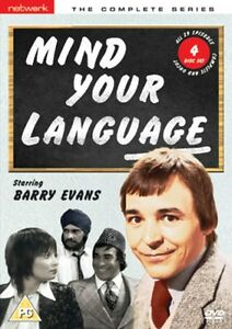 Mind Your Language: The Complete Series (Box Set) [DVD]