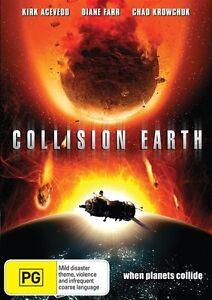 Collision-Earth-DVD-2013-REGION-4-Brand-new-Free-postage