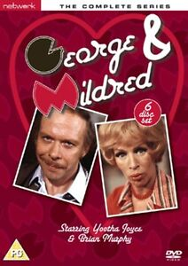 George and Mildred: The Complete Series (Box Set) [DVD]