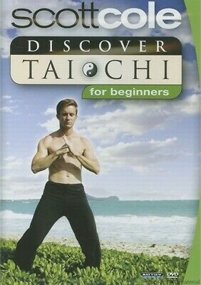 Scott Cole - Discover Tai Chi For Beginners (DVD, 2009) New