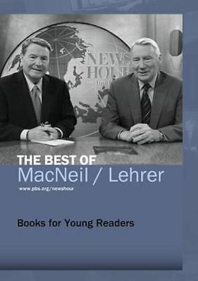 Pbs Newshour  The Best Of Macneil Lehrer   Books For Young Readers New Dvd