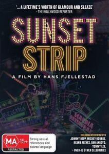 SUNSET STRIP DVD [New/Sealed]
