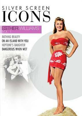 Tcm Greatest Classic Legends Collection  Esther Williams   Volume 1 New Dvd