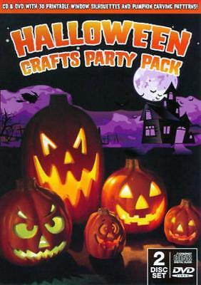 HALLOWEEN FAMILY FUN PACK NEW DVD