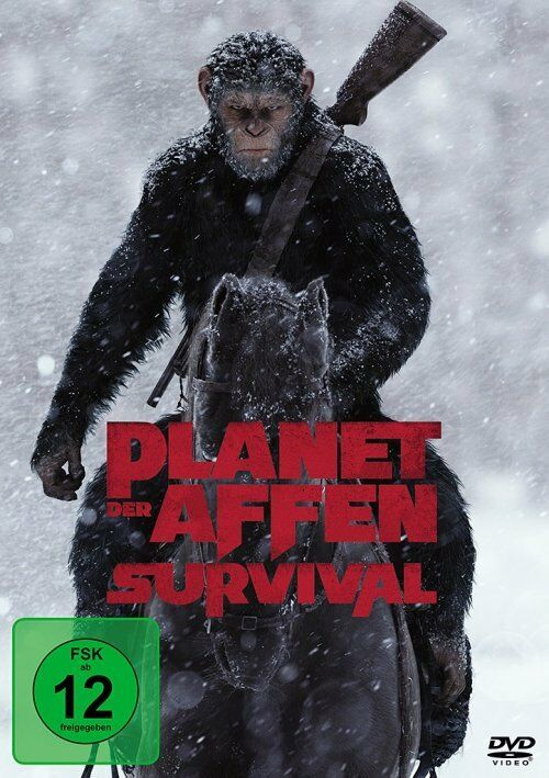 Planet der Affen - Survival - DVD