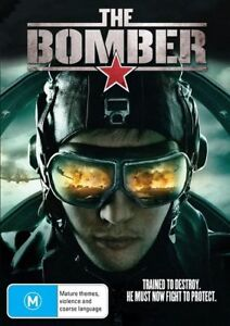 The Bomber (DVD) WAR - Trained to Destroy Fight to Protect [Region 4] NEW/SEALED