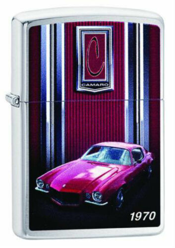 Sweet 1970 Camaro  Zippo Lighter