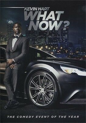 Kevin Hart  What Now  Dvd  2017