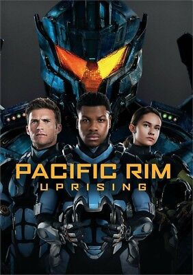 Pacific Rim Uprising (DVD, 2018) for sale  Shipping to Canada