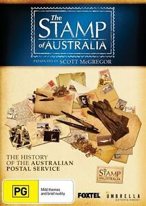 The Stamp Of Australia (DVD, 2015)   NEW AND SEALED