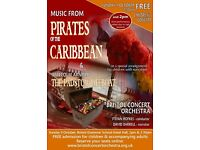 FREE Concert for children: Pirates of the Caribbean - Bristol Concert Orchestra