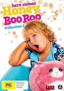 Here Comes Honey Boo Boo  Season 2 (DVD 2014, 2-Disc Set)-REGION 4- Free postage