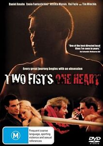 Two Fists One Heart DVD ***BRAND NEW*** (RARE) - PAL Region 4 *FREE AUST. POST*