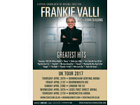 Frankie Valli & The 4 Seasons concert tickets x2