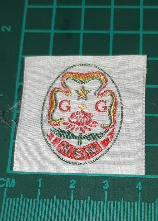 Girl Guides NSW Badge