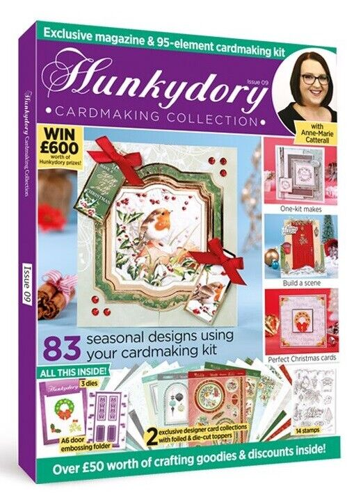 Hunkydory Crafting Magazine Issue 50