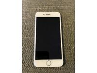iPhone 8 64gb Silver Unlocked Excellent condition