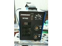 Silverline 105a inverter welder