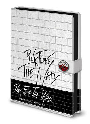 Pink Floyd - The Wall - Officially Licensed Premium A5 Notebook SR72283