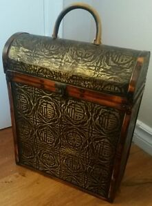 Authentic Chinese Wooden Storage Case