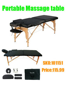 Portable Massage table/Facial/Tattoo/Eye Lash bed,from 115.99