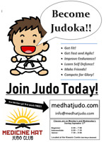 Try Judo this Winter!