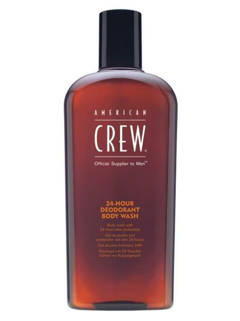 American Crew 24-Hour Deodorant Body Wash - 450ml -  Great 4 XMAS!