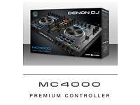 Denon MC4000 DJ Controller Serato (Boxed used twice)